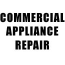 Commercial Appliance Repair Logo